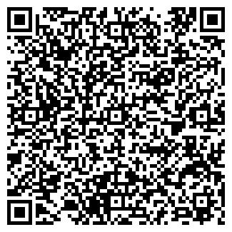 QR-код с контактной информацией организации ВК-СЕРВИС+