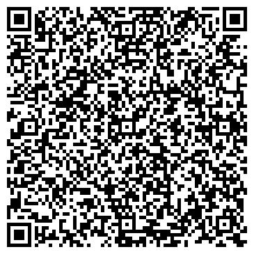 QR-код с контактной информацией организации Гайни сервис, ТОО