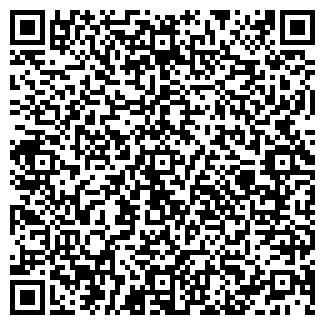 QR-код с контактной информацией организации ДАЯНА