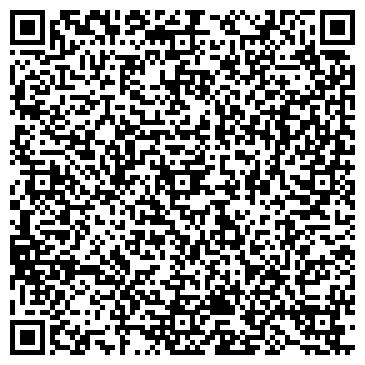 QR-код с контактной информацией организации Високі технології пластика