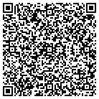 QR-код с контактной информацией организации РИАпринт, УП