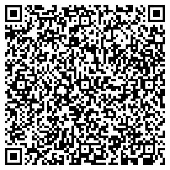 QR-код с контактной информацией организации Круплеспроект, ЧП
