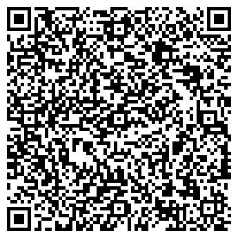 QR-код с контактной информацией организации РВС СЕРВИС