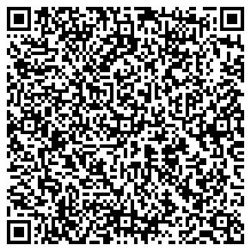 QR-код с контактной информацией организации Мастер-класс, торговая компания,