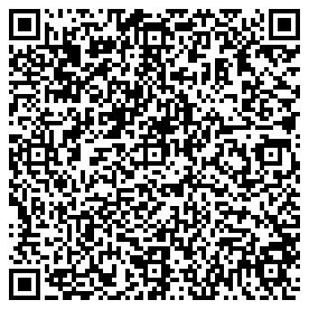 QR-код с контактной информацией организации НУЛЕВОЙ МЕРИДИАН