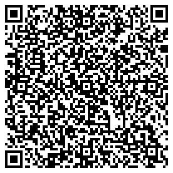 QR-код с контактной информацией организации Мир творчества, ЧП