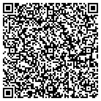 QR-код с контактной информацией организации KING PLAST,ЧП
