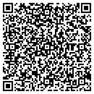 QR-код с контактной информацией организации ЗАО СЕДО
