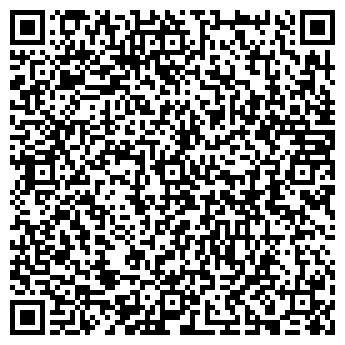 QR-код с контактной информацией организации Интерстекло, ЧП
