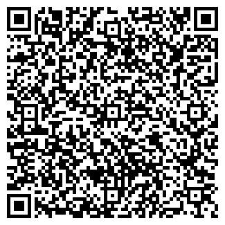 QR-код с контактной информацией организации Магазин искусственных цветов, ЧП