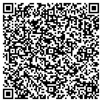 QR-код с контактной информацией организации Агросервис, ЧП