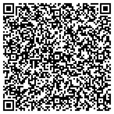 QR-код с контактной информацией организации Перец Оксана Юрьевна, ЧП