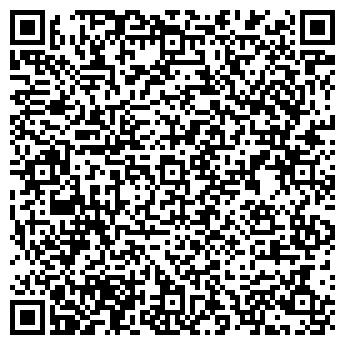 QR-код с контактной информацией организации Лангрин, ООО