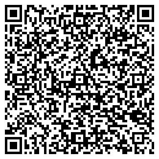 QR-код с контактной информацией организации НАРА ТЦ