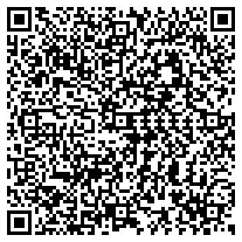 QR-код с контактной информацией организации Бризони, ООО