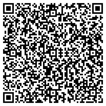 QR-код с контактной информацией организации Кристалл Газ, ЧП