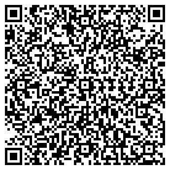 QR-код с контактной информацией организации Сарацин, ИП