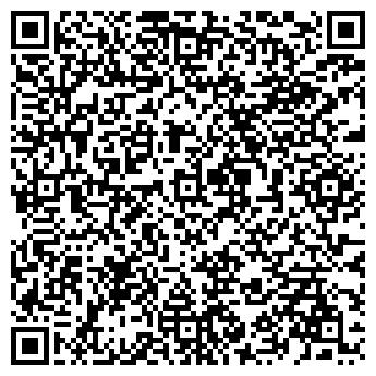 QR-код с контактной информацией организации Витамин, ПК