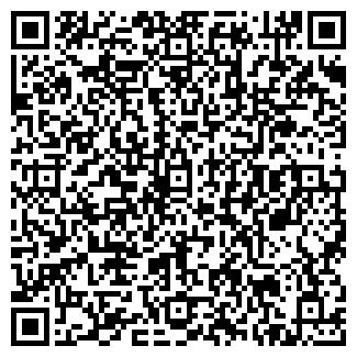 QR-код с контактной информацией организации ОПЕКА