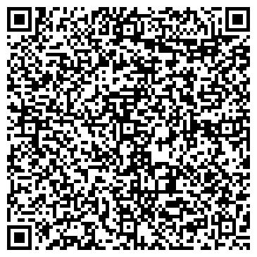QR-код с контактной информацией организации Индраяни Оверсиз