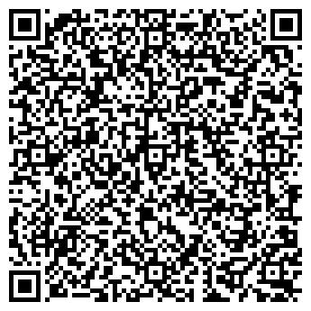 """QR-код с контактной информацией организации Салон кондитера """"Кренделъ"""""""