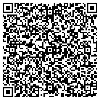 QR-код с контактной информацией организации Пакленд, ООО