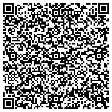 QR-код с контактной информацией организации СервисПринт, ОДО