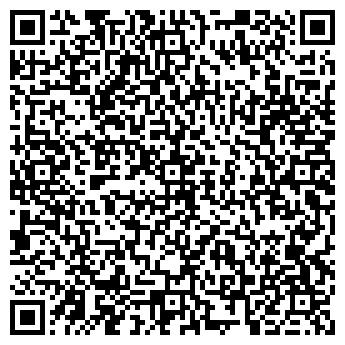 QR-код с контактной информацией организации Семь морей, ЗАО
