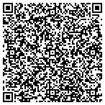 QR-код с контактной информацией организации Упаксервис, УП