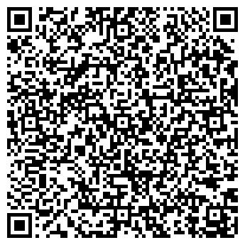 QR-код с контактной информацией организации Sauna2007