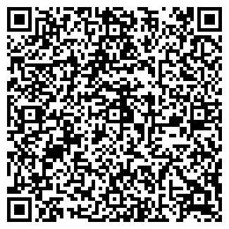 QR-код с контактной информацией организации КАЛЬВИН