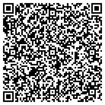 QR-код с контактной информацией организации РАДУГА-ХЛЕБ