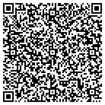 QR-код с контактной информацией организации Tesla group