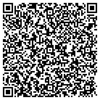 QR-код с контактной информацией организации ООО «Glewdor»