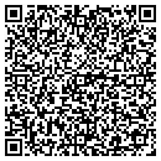 QR-код с контактной информацией организации ТРОИЦКИЙ ХРАМ
