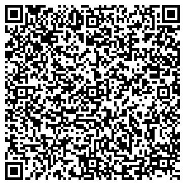 QR-код с контактной информацией организации ХРАМ ПРЕОБРАЖЕНИЯ ГОСПОДНЯ