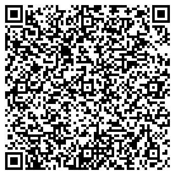 QR-код с контактной информацией организации ООО Авангард 95