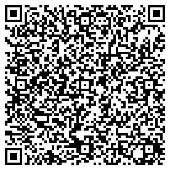 QR-код с контактной информацией организации ДКП Триада, ДП