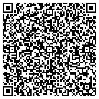 QR-код с контактной информацией организации ТРАНС АГЕНТ