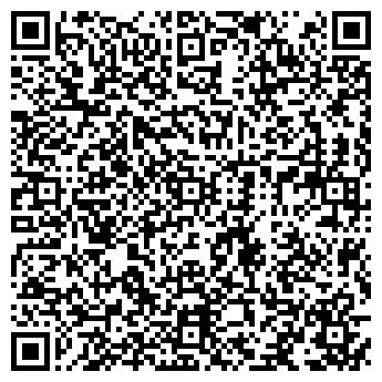 QR-код с контактной информацией организации АТВИДЕО