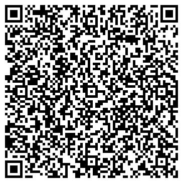 QR-код с контактной информацией организации Производство пластиковой упаковки