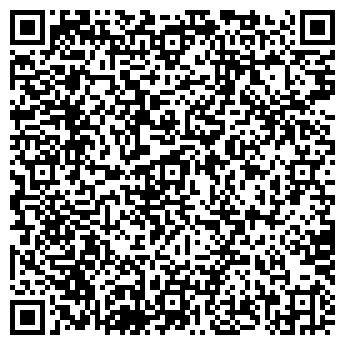 QR-код с контактной информацией организации Частное предприятие ИП Искакова.