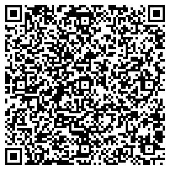 QR-код с контактной информацией организации ООО САБОНА