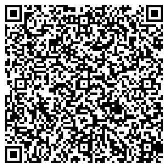 QR-код с контактной информацией организации КФЧ «Успешное»
