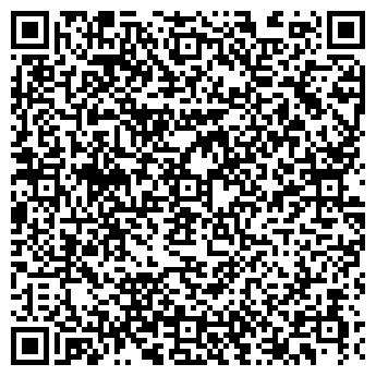 QR-код с контактной информацией организации Субъект предпринимательской деятельности Столовая Империя