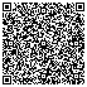 QR-код с контактной информацией организации Интернет-магазин «БАНЗАЙ»
