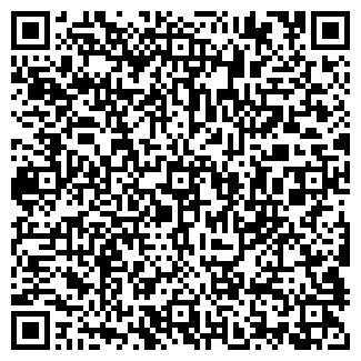 QR-код с контактной информацией организации Сеалина, УП