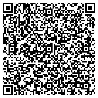 QR-код с контактной информацией организации ЧП Синий Жолудь