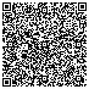 QR-код с контактной информацией организации Альянс Древ