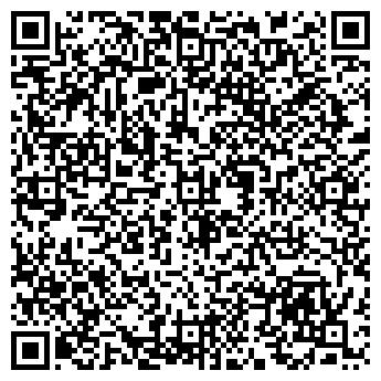 QR-код с контактной информацией организации Индюков, ЧП